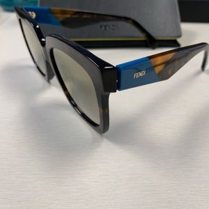 Fendi Women's Sunglasses 56mm